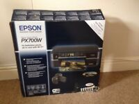 Epson Stylus Photo PX700W All In One Printer with WiFi (As New)