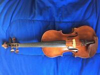 4/4 Fine Antique Violin for sale