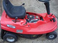 garden tractor agco massey ferguson ready to go
