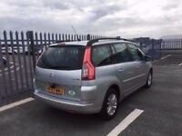 2007 Citroen Grand Picasso 1,8 litre 5dr 7 seater 2 owners