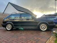 1991 Volkswagen VW Golf Mk2 GTi 16v Run Out Model
