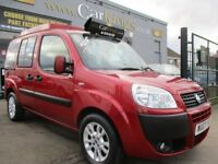 FIAT DOBLO 1.9 MultiJet Dynamic 5dr (red) 2007