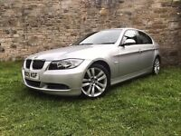 BMW 325i AUTOMATIC, 12 MONTH MOT, SAT NAV, LEATHER