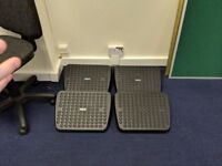 Fellowes Standard Foot Rests