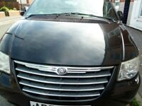 Chrysler Grand Voyager 2.8CRD Auto Diesel - LIMITED XS FULLY LOADED.