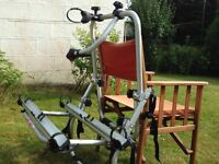 Fiamma Bike Rack (suitable for pannel van, estate or SUV)