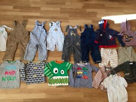 Boys 18-24 months winter clothes bundle