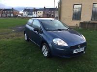 Fiat Punto 1.2 Petrol Very Low Miles not Corsa Astra Fiesta