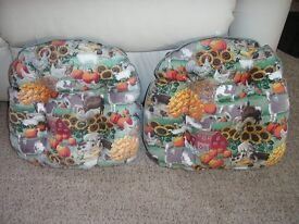 Cushions for Dining chairs or Kitchen stools