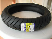 Michelin Pilot Road 120/70 ZR17 front tyre - brand new