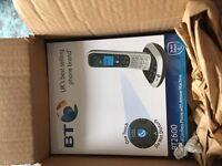 BT phone cordless BT2600 and answermachine