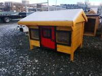 ++ Dog Kennels houses galvanised pens cages enclosures and runs for puppies