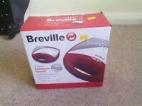 BRAND NEW UNUSED IN BOX Breville sandwich toaster
