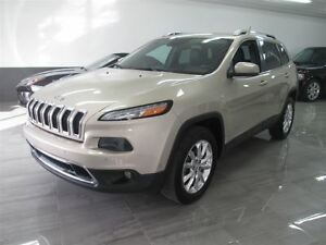 2014 Jeep Cherokee Limited - 4X4 -