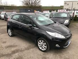 FORD FIESTA 1.4 DIESEL 5 DOOR 2009 /2 KEYS /LONG MOT / £20 ROAD TAX /2 KEEPERS /93K MILES