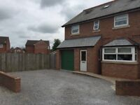 Double rooms to rent in lovely detached house