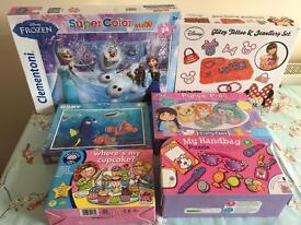 Bundle of Kids Jigsaws and Activity Sets