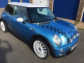 MINI COOPER S , SPECIAL EQUIPMENT , EXCELLENT CONDITION INSIDE AND OUT
