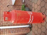 Calor red 47kg gas Bottle