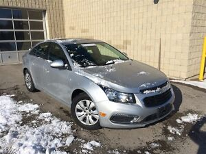 2016 Chevrolet Cruze LT LIMITED**SUNROOF**REMOTE START**TURBO**B