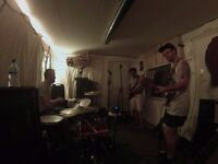 we need a singer for a rock/post punk band practice in putney