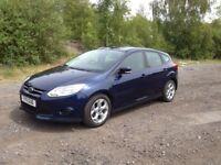 2011..ford focus edge 1.6tdci,£20 road tax
