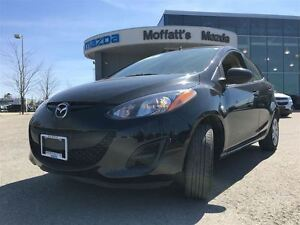 2014 Mazda MAZDA2 GX w/ AIR - ONLY A FEW LEFT
