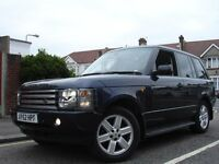 /// LAND ROVER RANGE ROVER 4.4 V8 VOGUE AUTO /// 4X4 JEEP /// GOOD MILES /// BARGAINNN ///