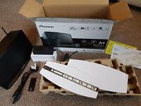 Pioneer XW-SMA4-K Wireless Sound System
