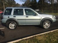 2006 LANDROVER FREELANDER 2.0 TD4 FREESTYLE 5DR ESTATE 4X4 LOW MILEAGE IMMACULATE CONDITION