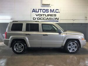 2009 Jeep Patriot 4X4(GARANTIE 1 AN INCLUS)