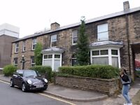 Bills Included. 3 Month let.Large Fully Furnished Flat. S10 Broomhill.
