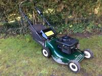 "Hayter Petrol Lawnmower Large 18"" Cut"