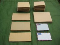 Selection of Envelopes for £10.00