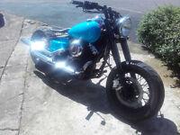 Yamaha Dragstar 650 Bobber