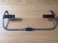 Sony Tv Stand in Chrome from KDL40W705C