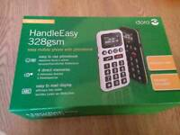 Doro easy big button mobile phone