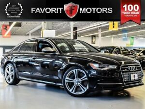 2013 Audi S6 4.0T, Leather, Navigation, Sunroof