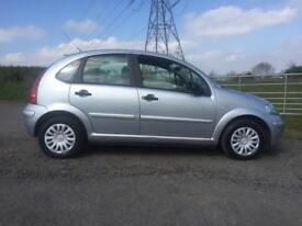 Citroen C3 desire (2005). Cheap wee car