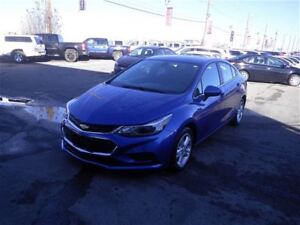 2017 Chevrolet Cruze LT Auto | Sunroof | Bluetooth