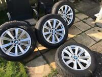 17inch bmw alloy wheels