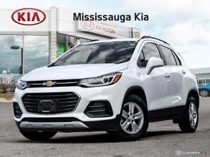 2018 Chevrolet Trax LT AUTOMATIC TRANSMISSION  Android Auto a...