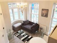 Studio flat in The Vale, London