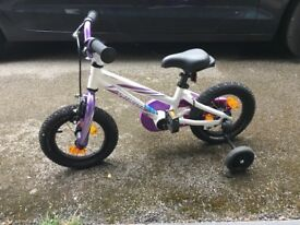 Specialized Bakance Bike 12' White/ Purple
