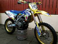 08 rmz 450 (loaded with upgrades)