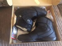 Mens Merlin motorcycle boot's