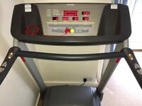 Running machine, used but great clean condition, Tunturi T30, Emigrating !