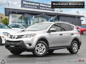 2013 TOYOTA RAV4 LE AWD |CAMERA|BLUETOOTH|WARRANTY|ALLOY|48000KM