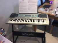 Pitchmaster Digital Keyboard