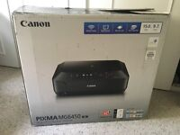 Canon PIXMA MG6450 All-in-one wireless printer (Used once)